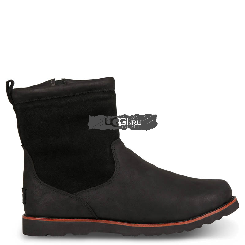 MENS Hendren Black