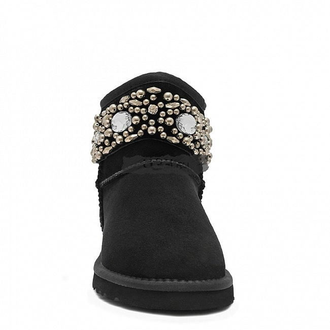 Jimmy Choo Multicrystal Black.  №3