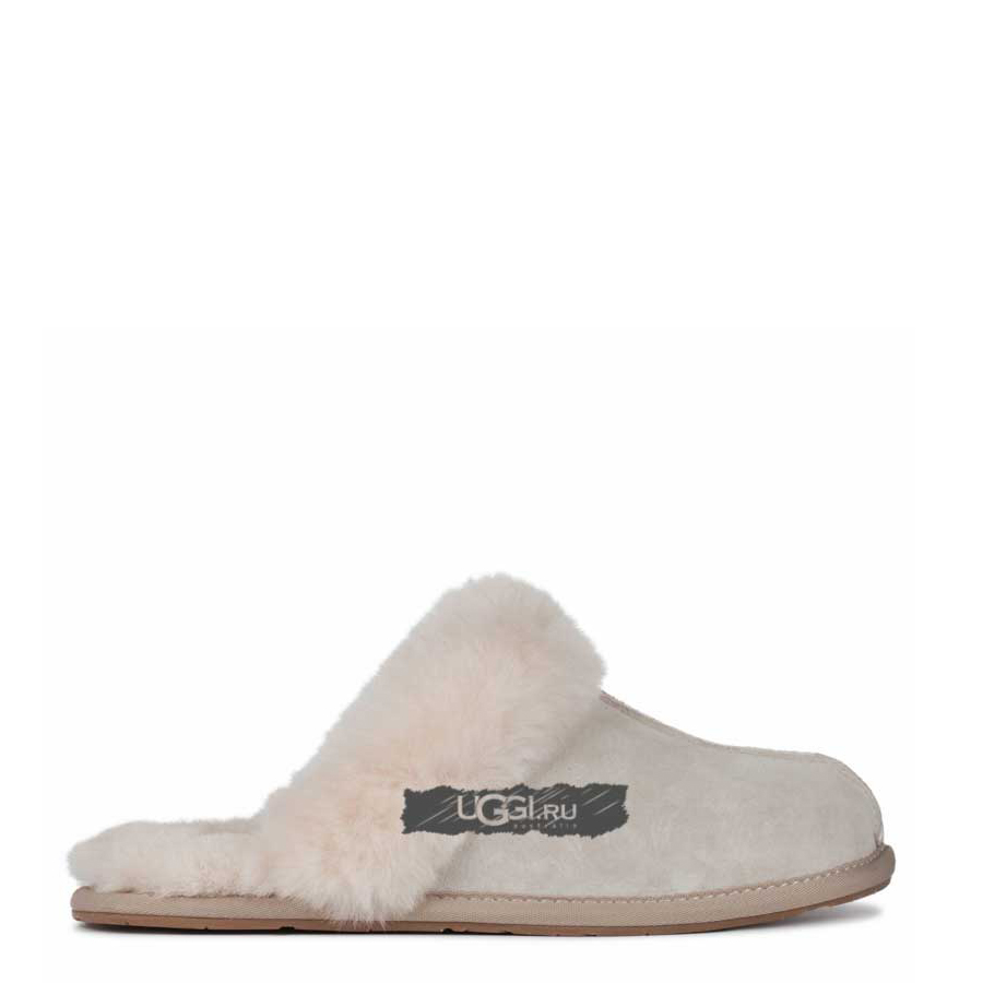Slipper Scufette 2 White