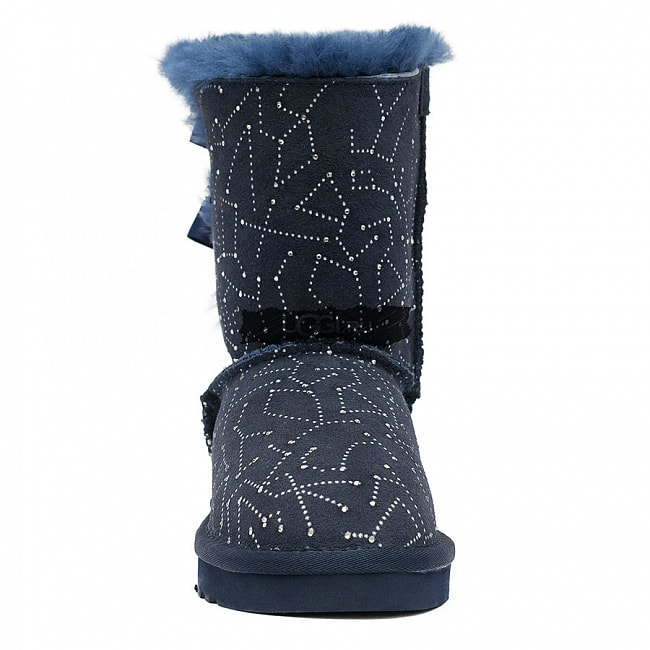 KIDS Bailey Bow Constellation Navy.  №3