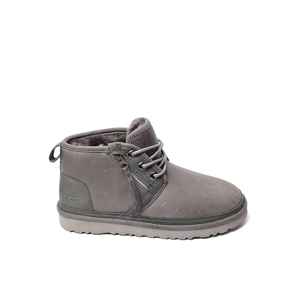 MENS Neumel Zip Grey