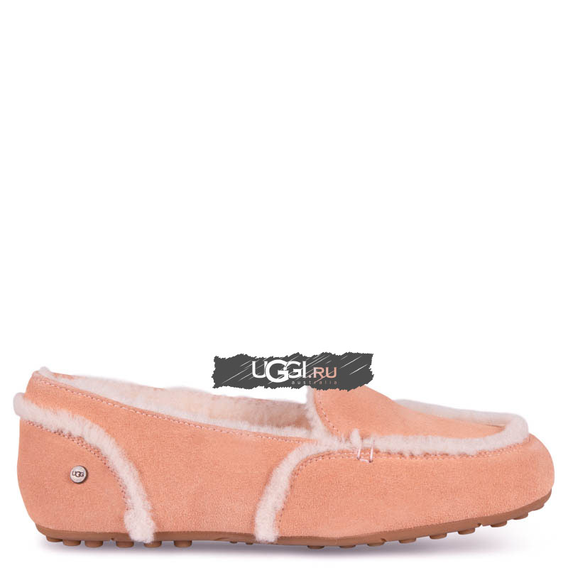 Hailey Loafer Pink Orhe