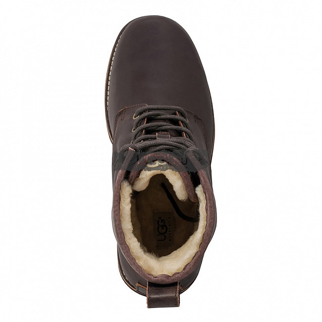 MENS Hannen Chocolate (Chocolate Sole).  №4