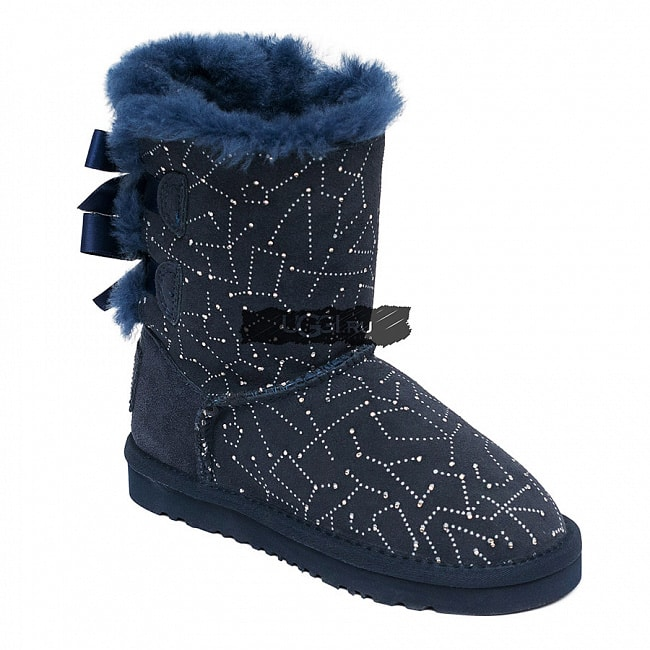 KIDS Bailey Bow Constellation Navy.  №2