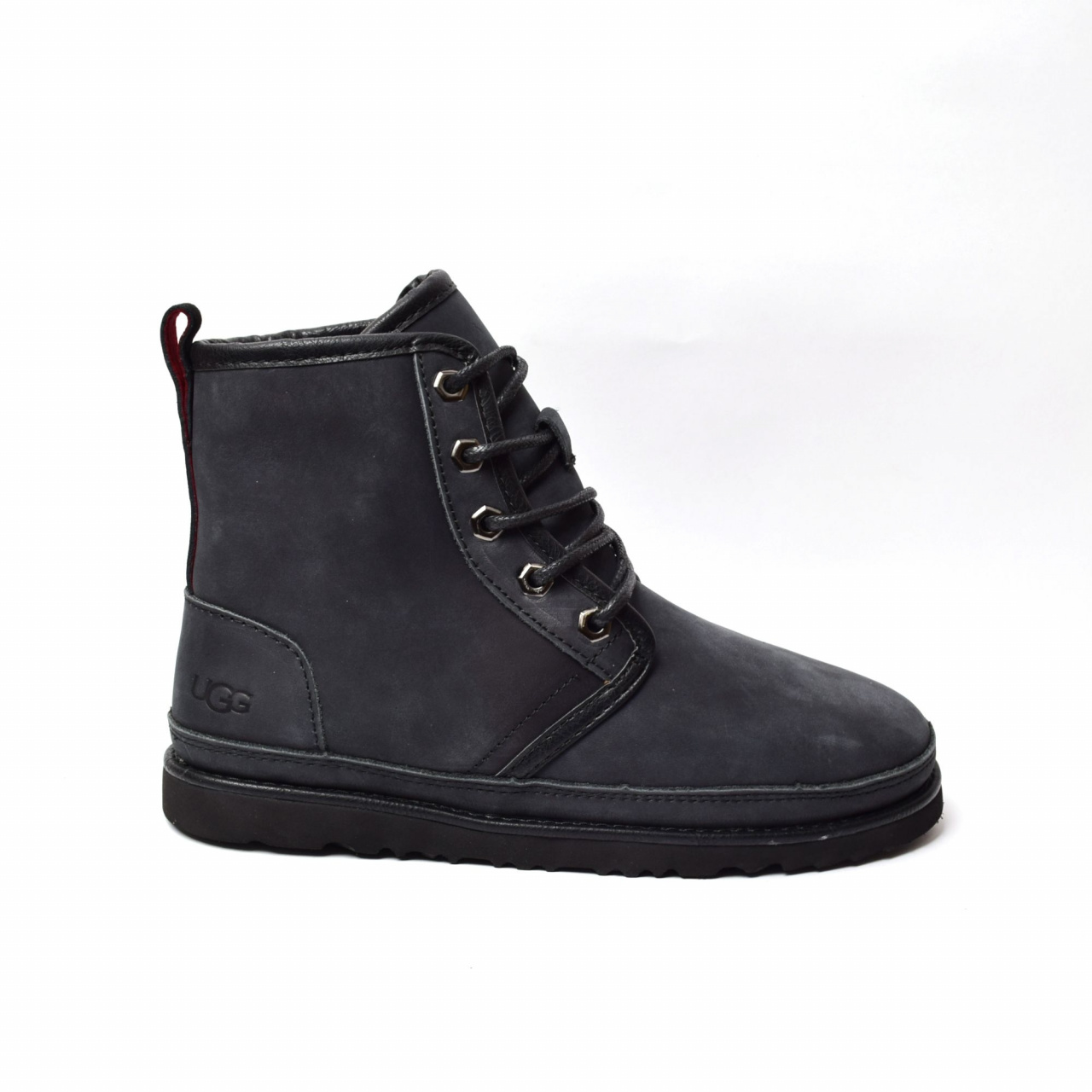 MENS Harkley Waterproof Boot Black