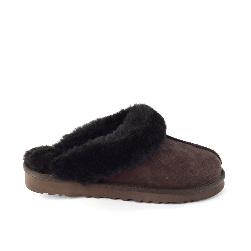 MENS Slippers Scufette Сhocolate