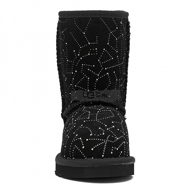 KIDS Classic Short Constellation Black акция.  №3