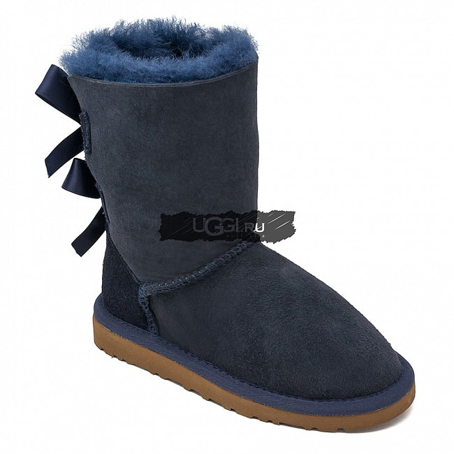 KIDS Bailey Bow Navy.  №2