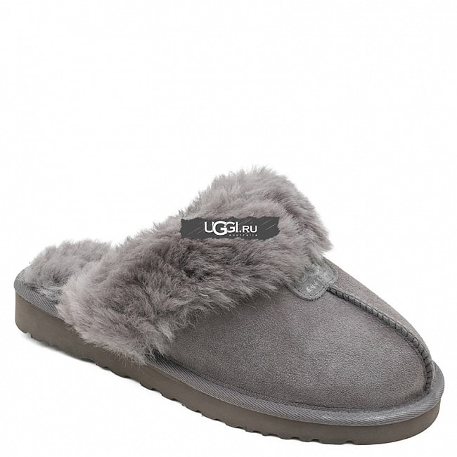 MENS Slippers Scufette Grey.  №2