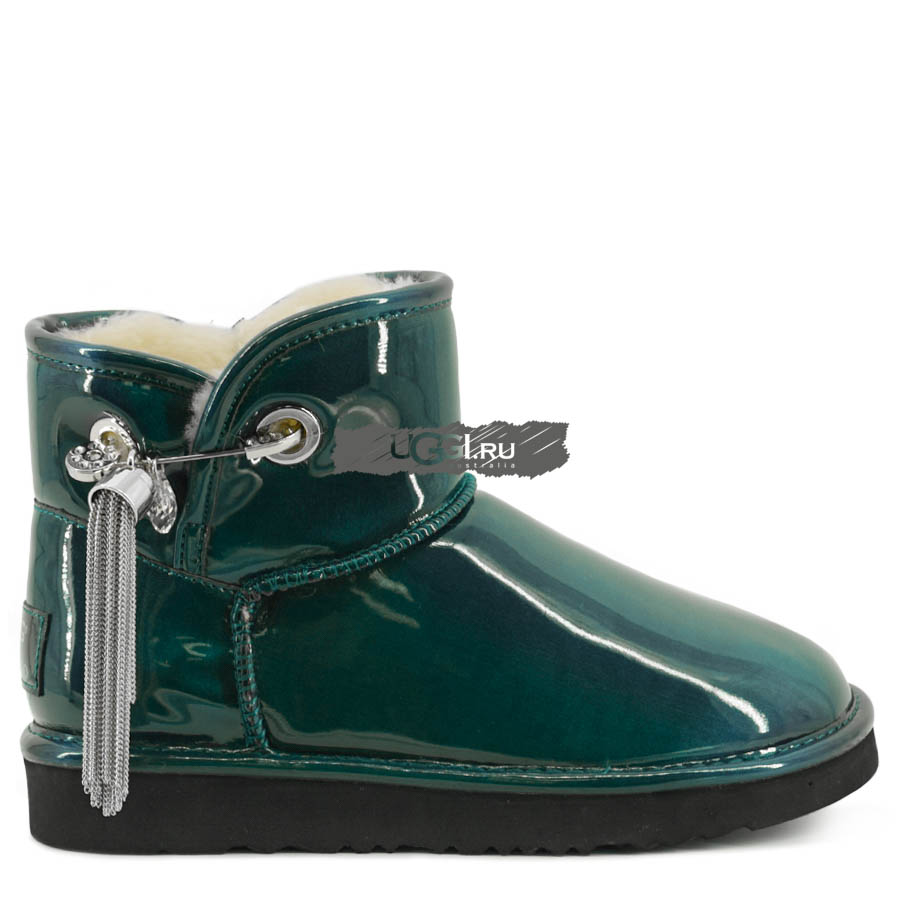 Jimmy Choo L&C Green