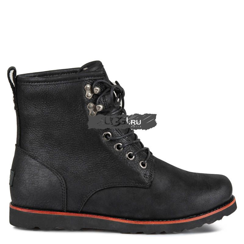MENS Hannen Grizzly Black