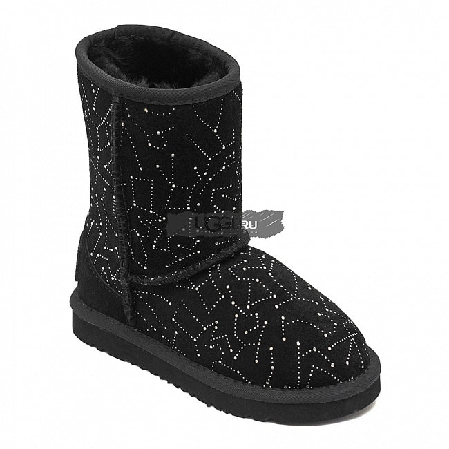 KIDS Classic Short Constellation Black акция.  №2