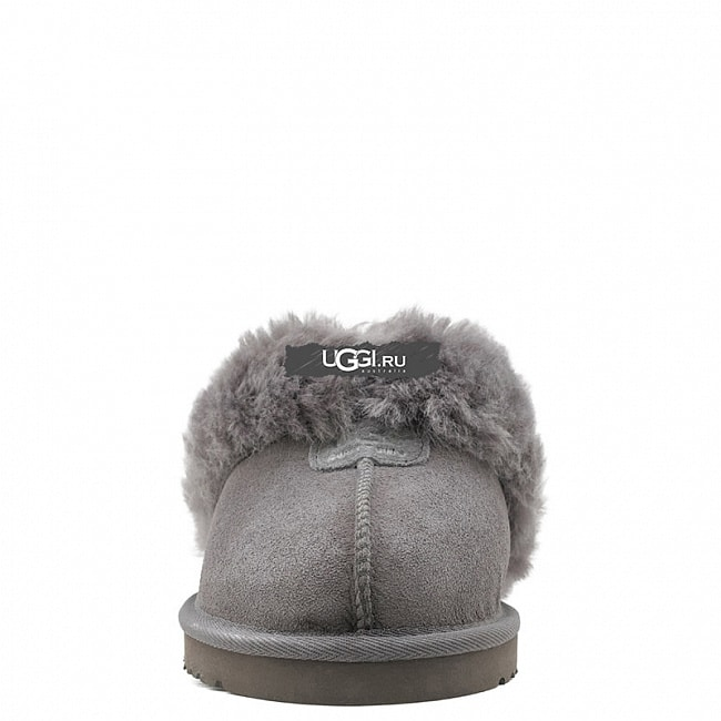 MENS Slippers Scufette Grey.  №3