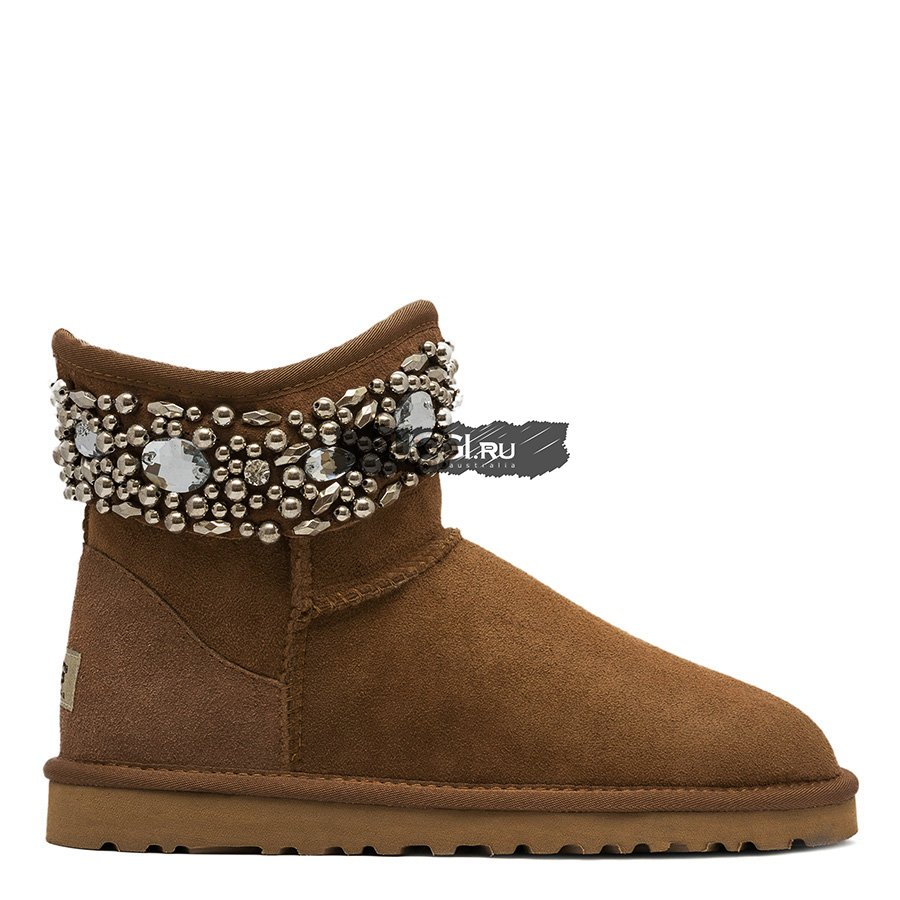 Jimmy Choo Multicrystal Chestnut