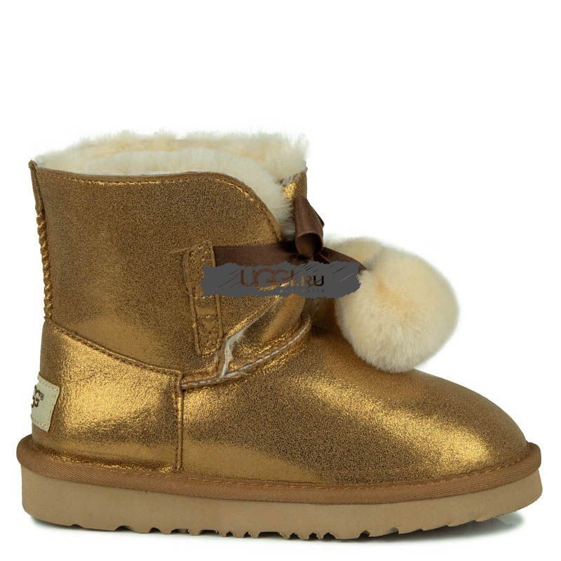 KIDS Gita Glitter Gold