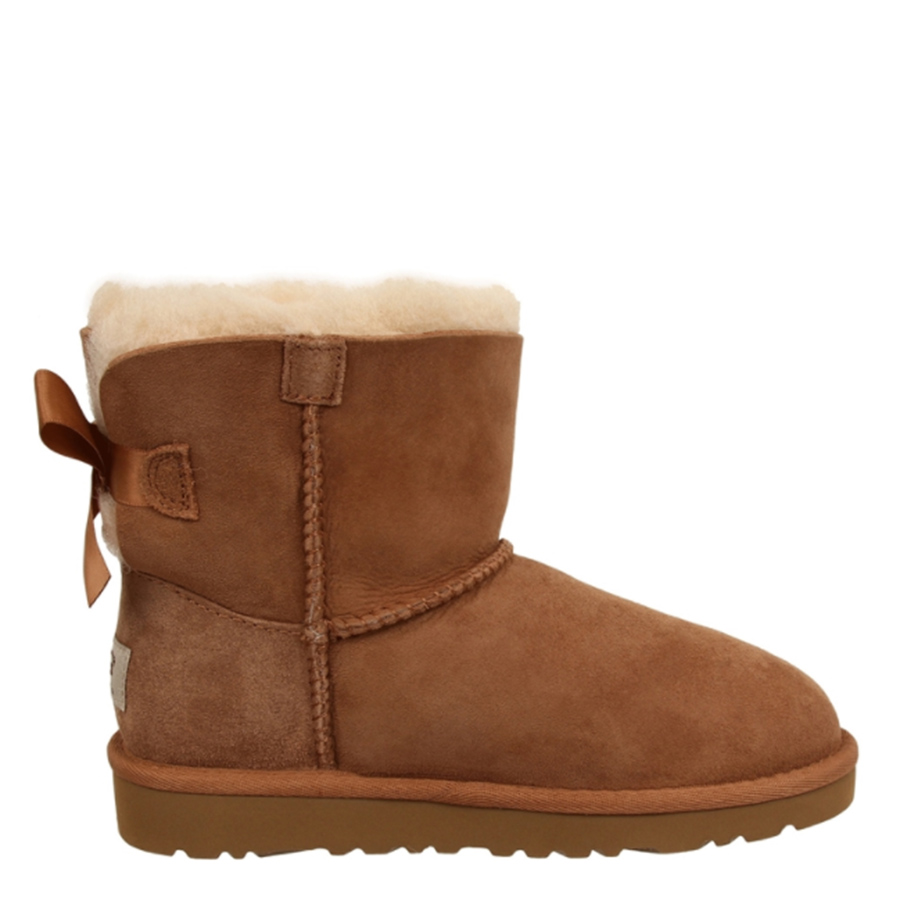 KIDS Bailey Bow Mini Chestnut