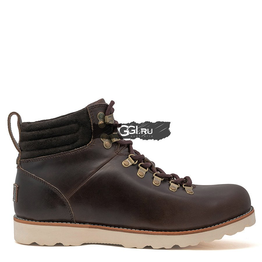 MENS Capulin Chocolate (White Sole)