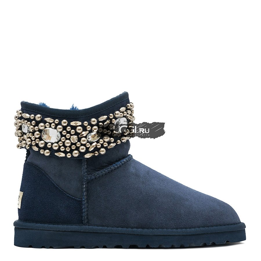 Jimmy Choo Multicrystal Navy