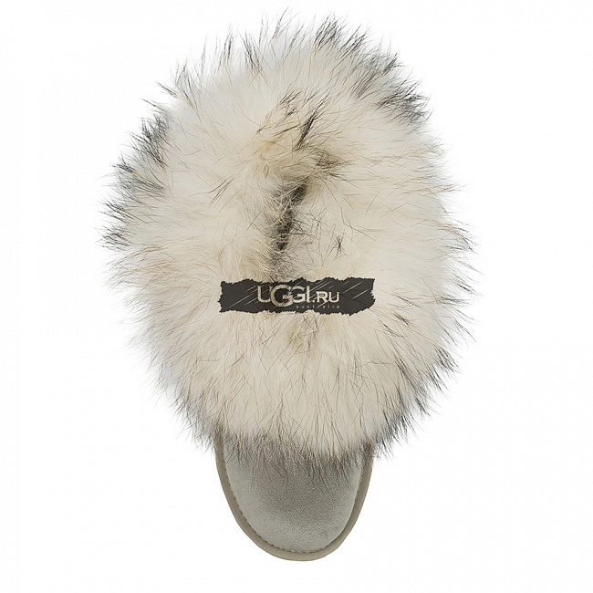 Fox Fur Mini Metallic I Do.  №4