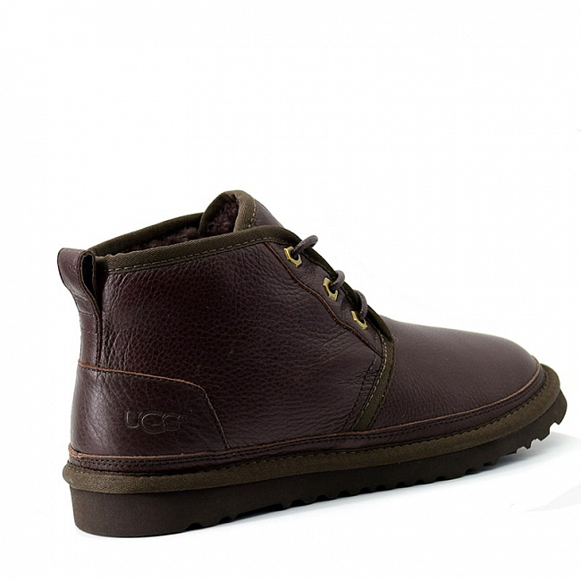 MENS Neumel Boots Metallic Chocolate .  №5