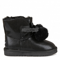 KIDS Gita Glitter Black 1