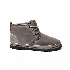MENS Neumel Waterproof Boot Grey 1