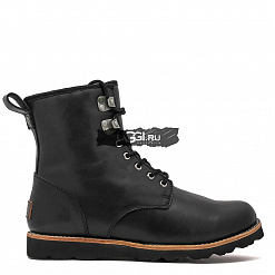 MENS Hannen Black (Black Sole) 1