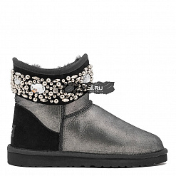 Jimmy Choo Multicrystal Glitter Black 1