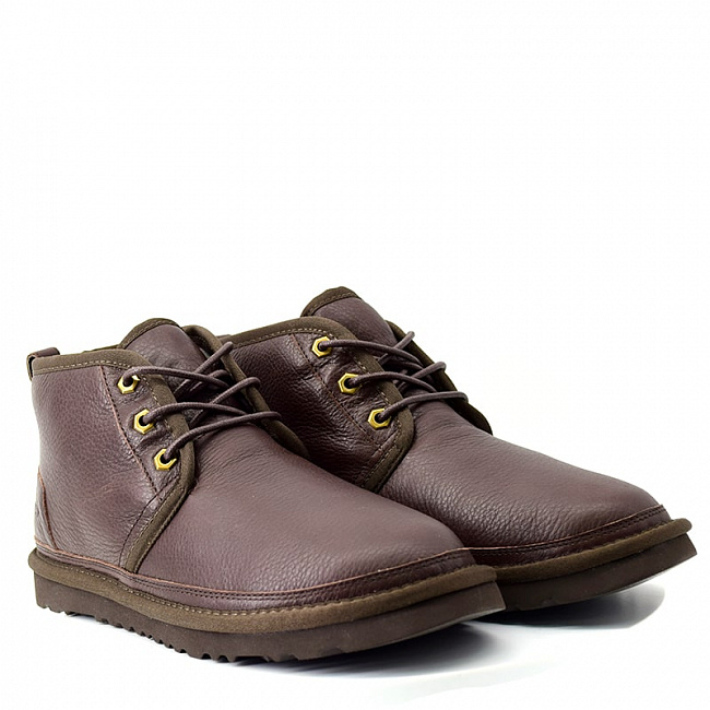 MENS Neumel Boots Metallic Chocolate .  №3