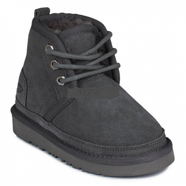 KIDS Neumel Boots Grey.  №2