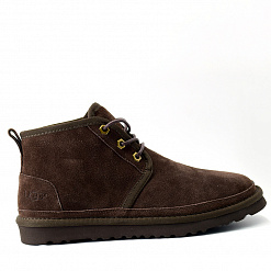 MENS Neumel Boots Chocolate  1